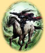 irish folklore the dullahan